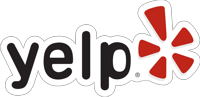 Yelp Icon for Reviews